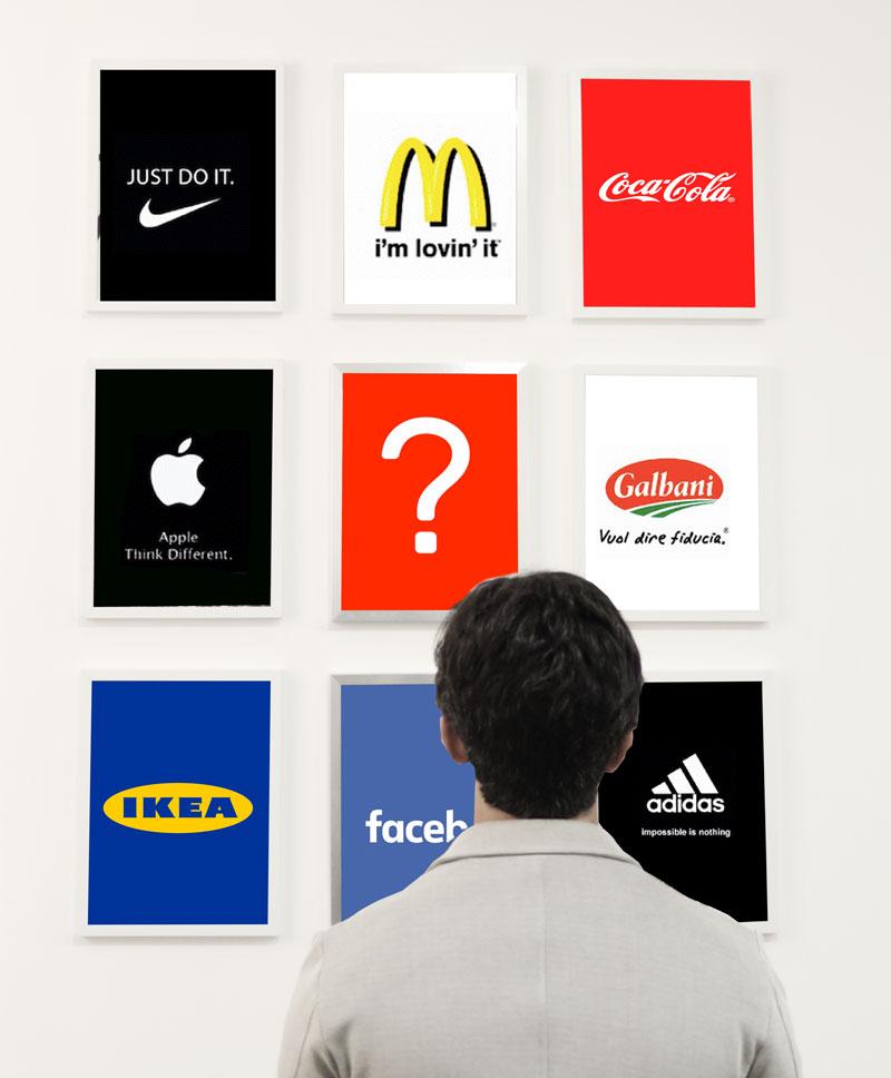 posizionamento del brand